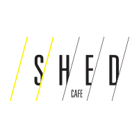 Shed cafe logo