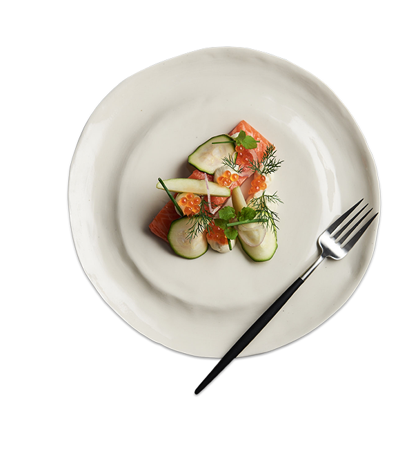 photo of plated food