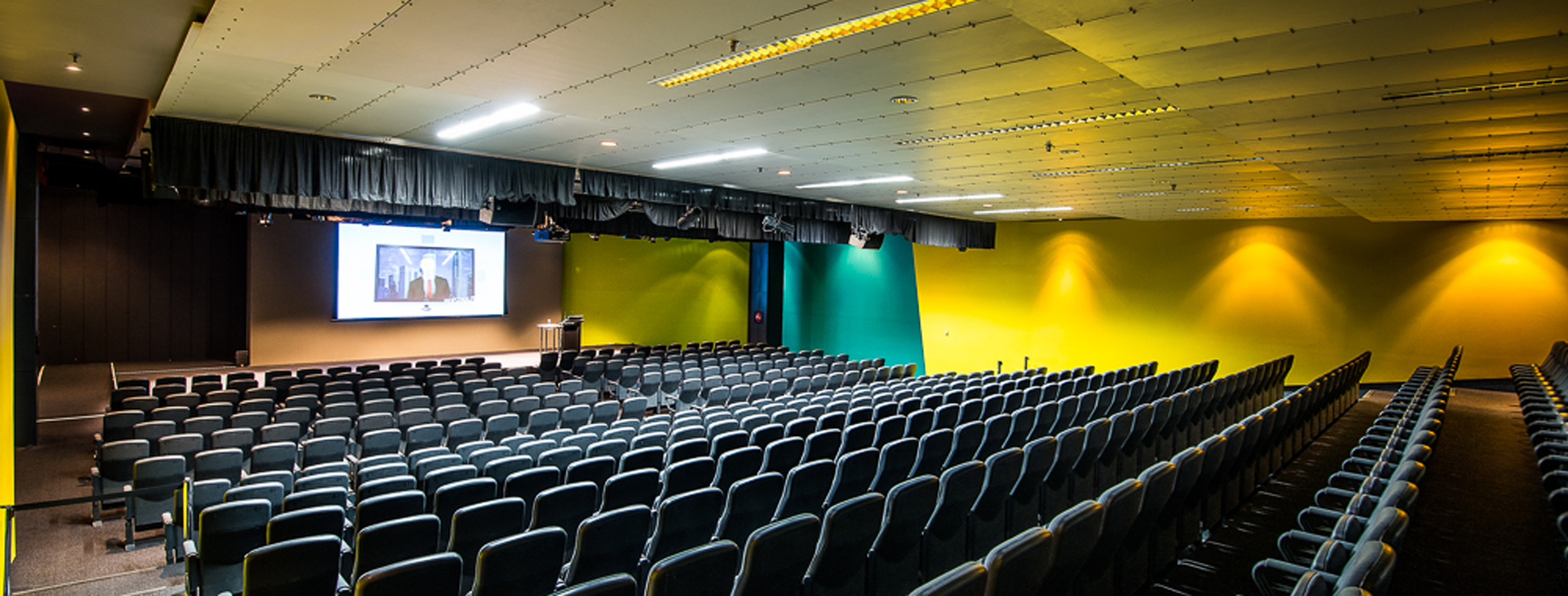 Clarendon Auditorium